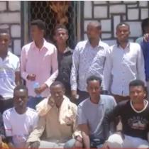 Daawo;Dhalinyarada Degmada Oog Ee Gobolka Saraar Oo Baaq Udiray Xukuumada Somaliland