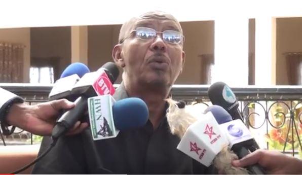 Daawo:PR Cabdisalaan Yaasiin Oo Kahadlay Xaalada Siyaasadeed Ee Dalku Hada Kusugan Yahay