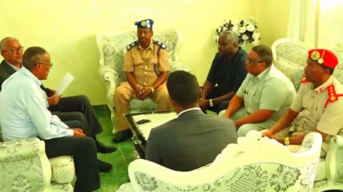 Hargeisa:-Madaxweyne Ku Xigeenka Somaliland Oo War Naxdin Leh Ka Soo Saarey Duufanadii Galbeedka Ku Dhuftey.