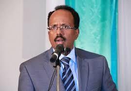 Madaxwaynaha Somaliya Oo Fariin U Diray Dawlada Jabuuti.