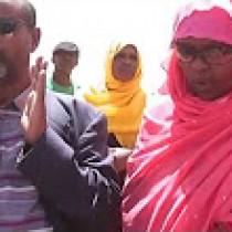 Daawo:Wasirka Wasaarada Maaliyada Somaliland Oo Kormertay Ceelasha Biyaha Magaalada Gabiley.