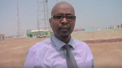 Daawo;Wasiirka Boosaha Somaliland Oo Dhismaha Wasaradiisa ka Dhagax dhigay Saylac Kana Hadlay Khilaafka Golaha Deegaanka Degmadaas.