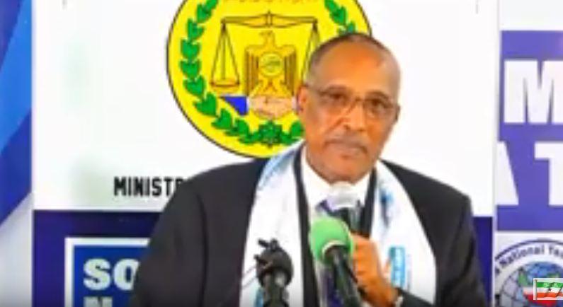 Hargaysa:- Madaxwaynaha Somaliland Oo Amaro Adag Duldhigay Wasiirada Xukumadiisa Iyo Ujeedada Ay Daaranyihiin.