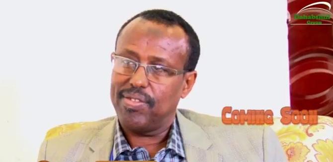 """""""Inaan Is Casilo Diyaar Ayaan U Ahay"""" Guddoomiyaha Guddida Doorashooyinka Somaliland."""