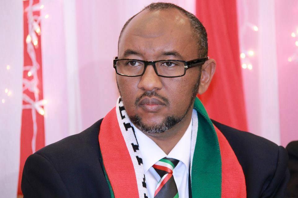 Daawo:- Hogaamiyaha Xisbiga Waddani Oo Qurbo-joogta Reer Somaliland Ujeediyey Khudbad Soo Jiidatay Quluulubta Dadkii Gobtaasi Fadhiyey.