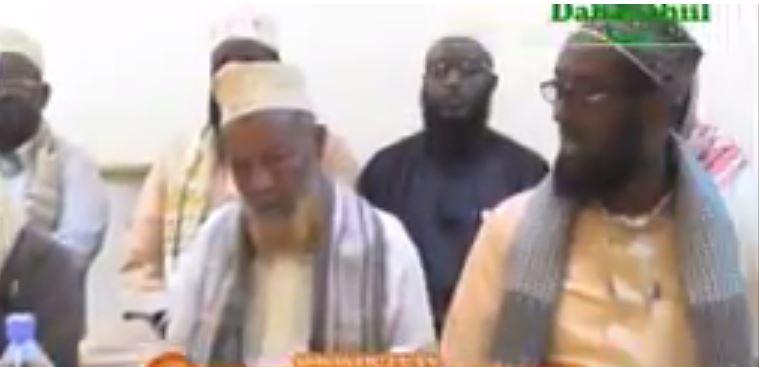Daawo;Culimada Gobolka Tago Dheer Oo Soo Saaray Bayaan Ay Kaga Soo Hor Jeedaan Xeerka Baananka Ribada Ee Hor Yala Barlamanka Somaliland.