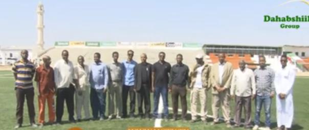 Daawo;Ururka Dallo Oo Bulshada Axmed Dhagaxa Ugu Baaqay In Ay Soo Dhaweeyaan Ciyaaraha Gobalada Somaliland