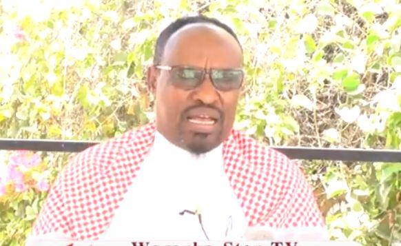 Hargeisa:-''Cirro Inta Kale Ma Hadlo Marka Ay Somalia Somaliland Waxa Ku Samayso Ayuu Hadal ''Xildhibaan Dayib.