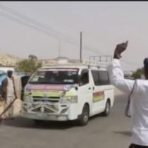 Daawo:Ciidanka Ilaalada Wadooyinka Somaliland Oo Hawl Galo Culus Ka Fuliyay Gobolka SOOL,Xabsigana U Taxaabay Gaadiid Tiro Badan
