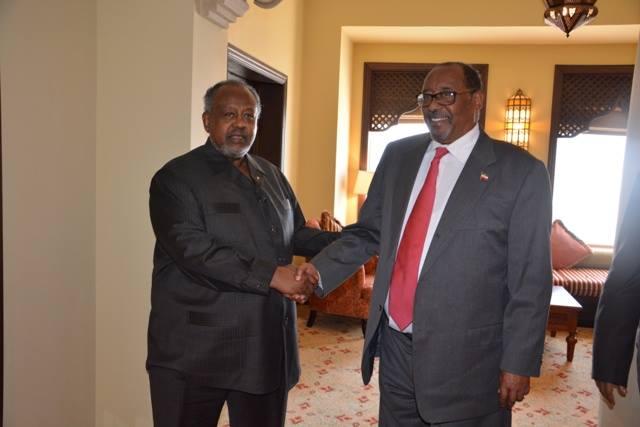 Dawladda Djibouti oo ka hadashay Saldhiga Milleteri ee Somaliland Berbera ka siinayso Imaaratka