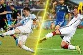Lionel Messi Vs Mario Gotze, Mohamed Salah Vs Lionel Mess, Riyad Mahrez Vs Radamel Falcao & Goolasha Sida Isku Midka Ah Loo Dhaliyo Kubada Cagta