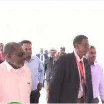 Caynaba:Wasiirka Hormarinta Caafimaadka Somaliland Oo Kormeeray Goobaha Cafimaad Ee Gobollka Saraar