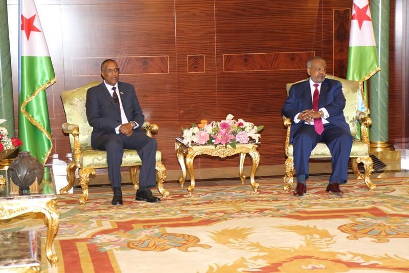 Madaxweyneyaasha Somaliland Iyo Jabuuti Oo Kulmay Maanta Iyo Qodobadii Ay Ka Wada Hadleen.