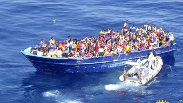 DEG DEG : Tahriibiyaal U Badan Soomali Oo Laga Soo Badbaadiyey Badda Mediterranean-Ka