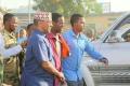 Hogaamiyaha Xisbiga Waddani Oo Ugu Awood Sheegtay Masuuliyiin Xukuumada Ka Tirsan Burco.