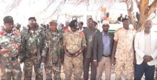 DAAWO Wasiirkii Ugu Horeeyey Ee Ka Tirsan Xukumada Somaliland Oo Socdaal ku Tegay Deegaanka Tuko-raq Oo Ciidamada Somaliland Kala Wareegeem Maamulka Putland