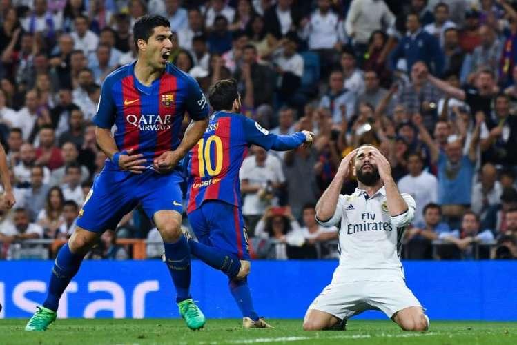 Miyaa Kulanka El-Clasico Ee Ay Ku Dagaalamaan Barcelona & Real Madrid Laga Daawan Doonaa Ciida Britain?