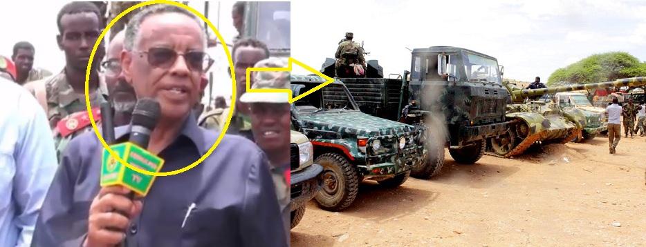 Boocame:-Gudoomiyaha Golaha Wakiilada Somaliland Oo Hada Warbaahinta La Hadlay Iyo Arimaha Tuka-raq Oo Uu Ka Hadlay.