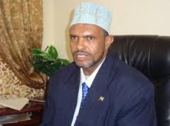 Axmed Yuusuf Yasiin Madaxweyne Ku Xigeenki Hore Ee Somaliland Oo Marki U Horaysay Ka Hadlay Saldhiga Mulateri Ee Imaradku Ka Dhisanayan Magalada BerBera.