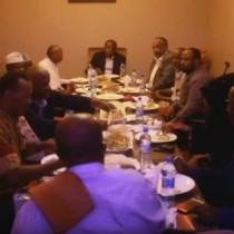 DAAWO Prof Cali Khaliif Galaydh Oo Soo Gaadhay Magaalada Hargeisa,Kulan Casho Sharaf Ahna La Qaatay Qaar Kamida Siyaasiyiinta Somaliland