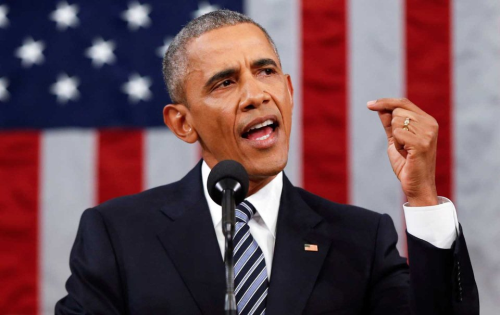 Baracka Obama Oo Soo Bandhigay Caqabadaha Haysta Dalka Maraykanka, Dhalinyarada Fariin U Diray