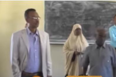 Daawo;Agaasimaha Waxbarashada Somaliland Oo Soo Kormeeray Dugsiyo Ku Yaala Borama