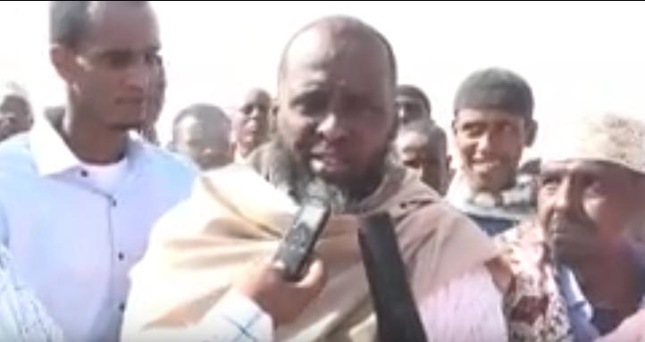 Daawo; Barnaamijka Salaamaha Ciida SLNTV  Ee  Magaalada Burco