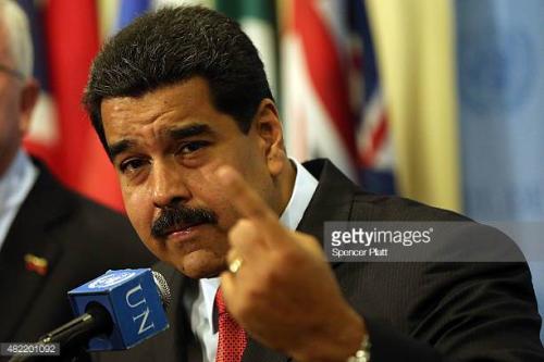 Washington:- Mareykanka oo codsaday in la go'doomiyo hoggaamiyaha Venezuela.