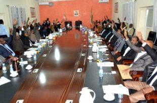 Daawo:-Madaxweynaha Somaliland Oo Kulan La Yeeshay Golihiisa Wasiirada Iyo Nuxurka Qodobada Diirada Lagu Saaray.