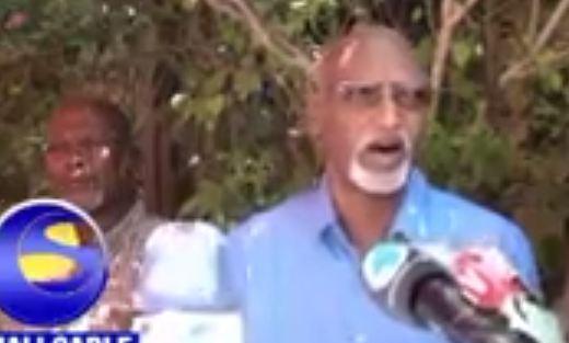 Daawo: Jamal Cali Xusen iyo Cali Gurey oo Warbaahinta Saaka la hadlay Maxay se ka hadleen??