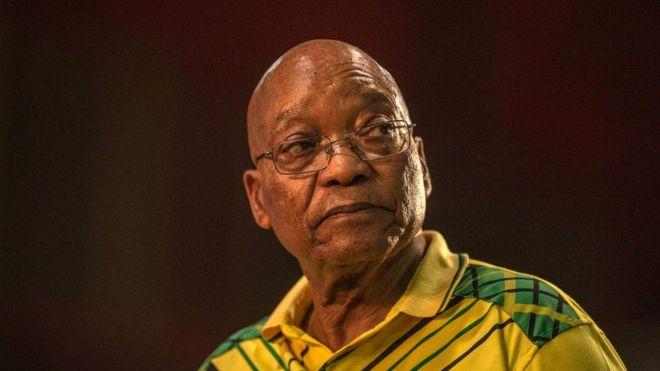 Madaxweynaha Koonfur Afrika oo 'aqbalay' in uu is casilo