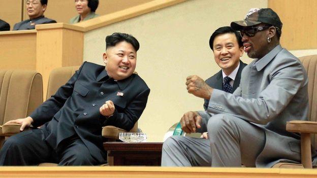 Caalamka:- Shan cashar oo Kim Jon-un uu ka baran karo Trump.