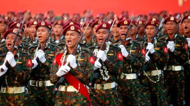 Burma: Askar Loo Xukumay Dilka Muslimiinta Rohinga.