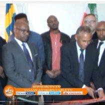Daawo:Somaliland Oo Safarad Cusub Ka Furatay Dalka Sweden Iyo Xildhibaano Ka Tirsan Baarlamanka Wadanka Sweden Oo Ka Qayb Galay Furitaanka Safaradasi
