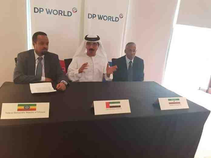 Dubai: DP World Oo Dibadda U Soo Saartay Doorka Lahaansho Ee Itoobiya Ku Leedahay Dekeda Berbera
