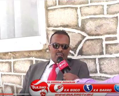 Daawo:Wasiir Dawlaha Nabadaynta Gobolada Bariga Somaliland Ayaa Dhaliil Xoogan U Jeediyey Koomishanka Dooroshoyinka Somaliland