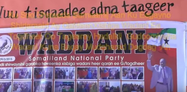 Barmaanij:-Xisbiga Wadani Ee Togdheer Oo Madaxwaynaha Somaliland Eedayay Kuna Hanjabay…. Daawo.