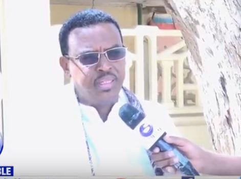 DAAWO Wasiirkii Hore Ee Hawlaha Guud Iyo Guryanta Somaliland Cali Mareexaan Oo Kahadlay Xukumada Cusub.