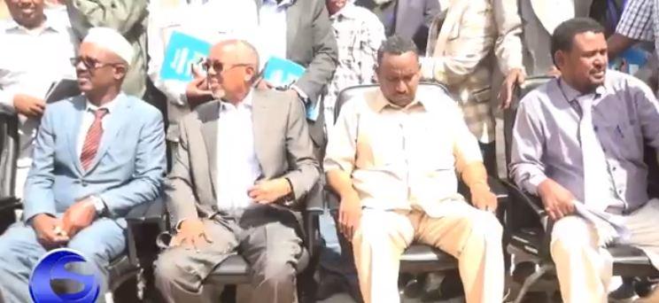 Warka Madaxweyne Kuxigeenka Somaliland Oo Soo Gunaanaday Kulan Ku Cusub Bulshada