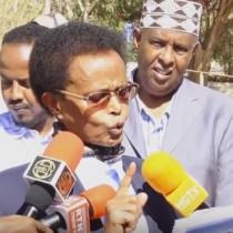 Daawo:Xukuumada Somaliland Oo Xisbiga WADDANI Ka Hor Istaagtay Shir Khatar Ku Ah Amaanka Dalka Oo Ay Ku Qaban Lahaayeen Hotel Ku Yaala Magaalada Hargeisa.