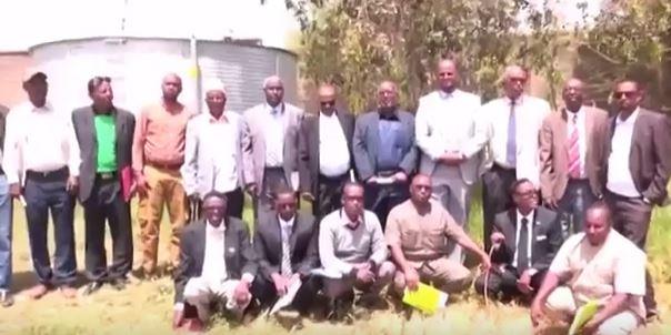 Daawo;Somaliland Iyo Ethiopia Oo Ka Wadahalay Sidii Looga Wada Shaqayn Lahaa Amniga Iyo Horumarka Gacansiga.