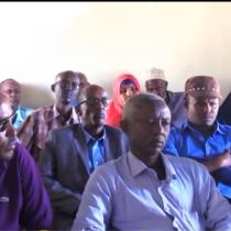 Widhwidh:-Qaar Ka Tirsan Masuuliyinta Khaarumo Oo Ka Hadlay Halka Uu Ku Danbeeyay Wada-Hadaladii Somaliland Iyo Khaatumo U Dheexayay .