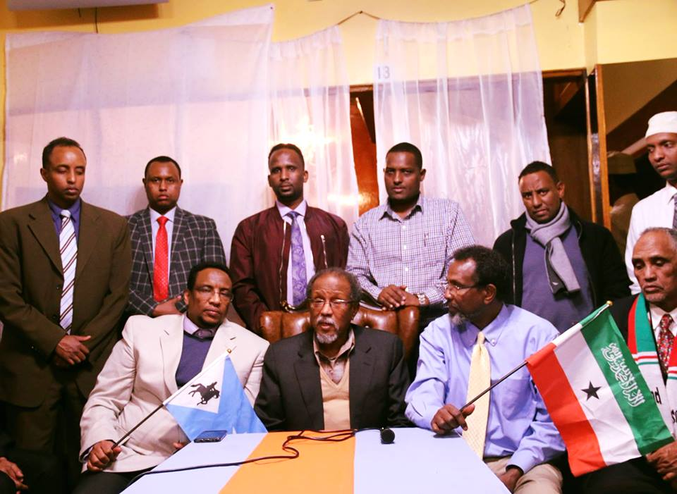 Jahaliyada Reer Somaliland Ee Dalka Maraykanka Oo Casho Sharaf Ku Maamuusay Iyo Arimo Uu Soo Bandhigay.