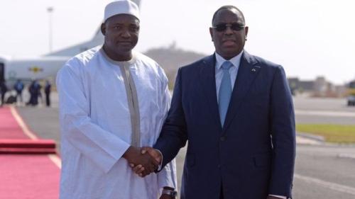 Madaxweynaha Gambia Oo Maanta Lagu Caleemo Saarayo Banjul