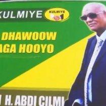 Daawo:Siyaasi Miisaan Culus Ku Leh Xisbiga KULMIYE Oo Maanta Si Balaadhan Loogu Soo Dhoweeyay Madaarka Cigaal Airpot