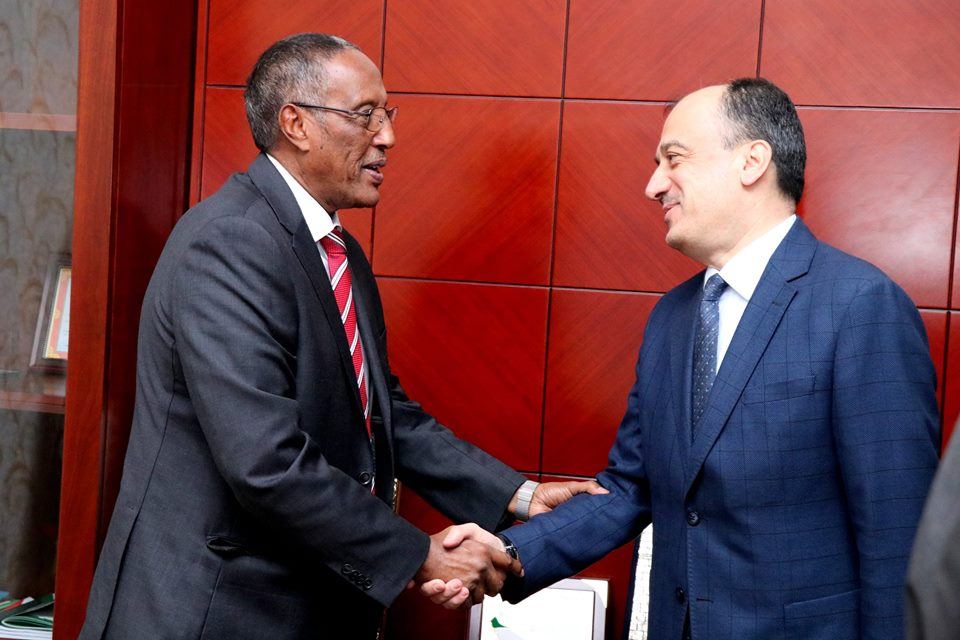 Hargeisa:- Madaxweynaha Somaliland Oo Kulan La Yeeshay Wefti Ka Socda Dalka Turkey-ga.