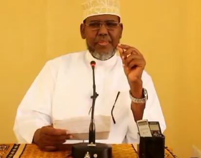 Hargeysa:Daawo Sheekh Aadan-siiro Oo XukuumadDa Ku Canaantay Dagaalada Bariga Somaliland