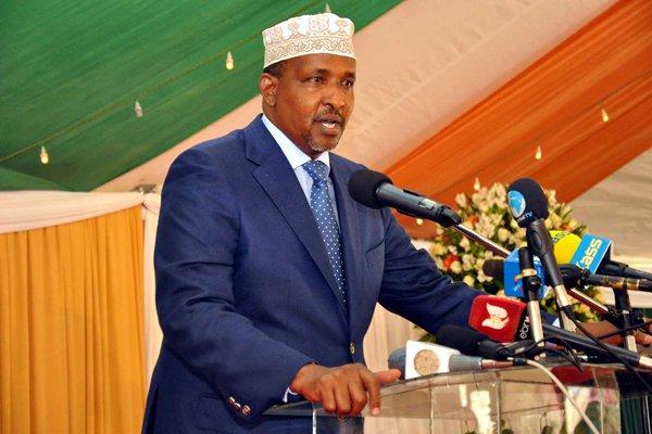 Kenya:-Aadan Barre Ducaale oo dhaleeceeyay in macalimiinta aan soomalida aheyn laga soo saaro Gobolka Waqooyi Bari ka dib weerarkii Al Shabaab.