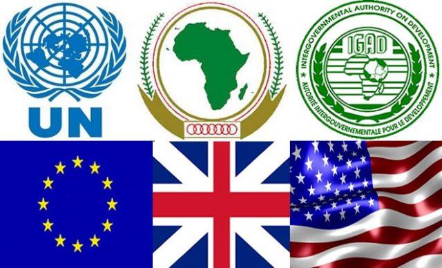 Caalamka:- Beesha caalamka oo walaac ka muujisay xiisadaha Siyaasadeed ee ka taagan Somaliya