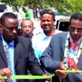 Daawo:Safiirka Jabuuti U Fadhiya Somaliland Oo Xadhiga Ka Jaray Xafiiska Jahliyada Reer Jabuuti Ee Ku Nool Magaalada Hargeisa -
